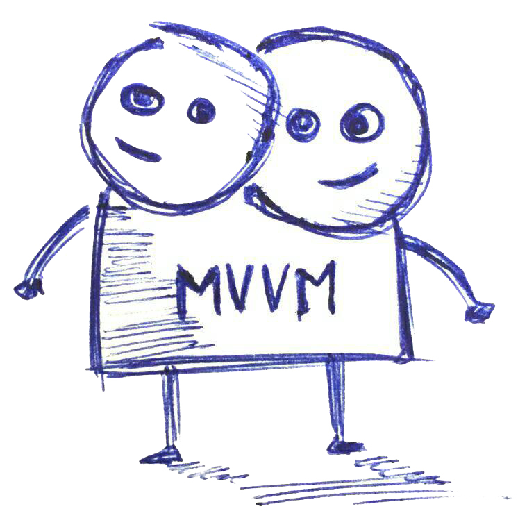Двухголовый MVVM