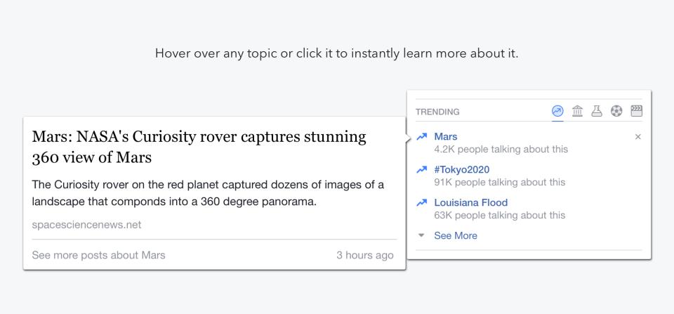 Facebook уволил редакторов — и алгоритм пошёл вразнос