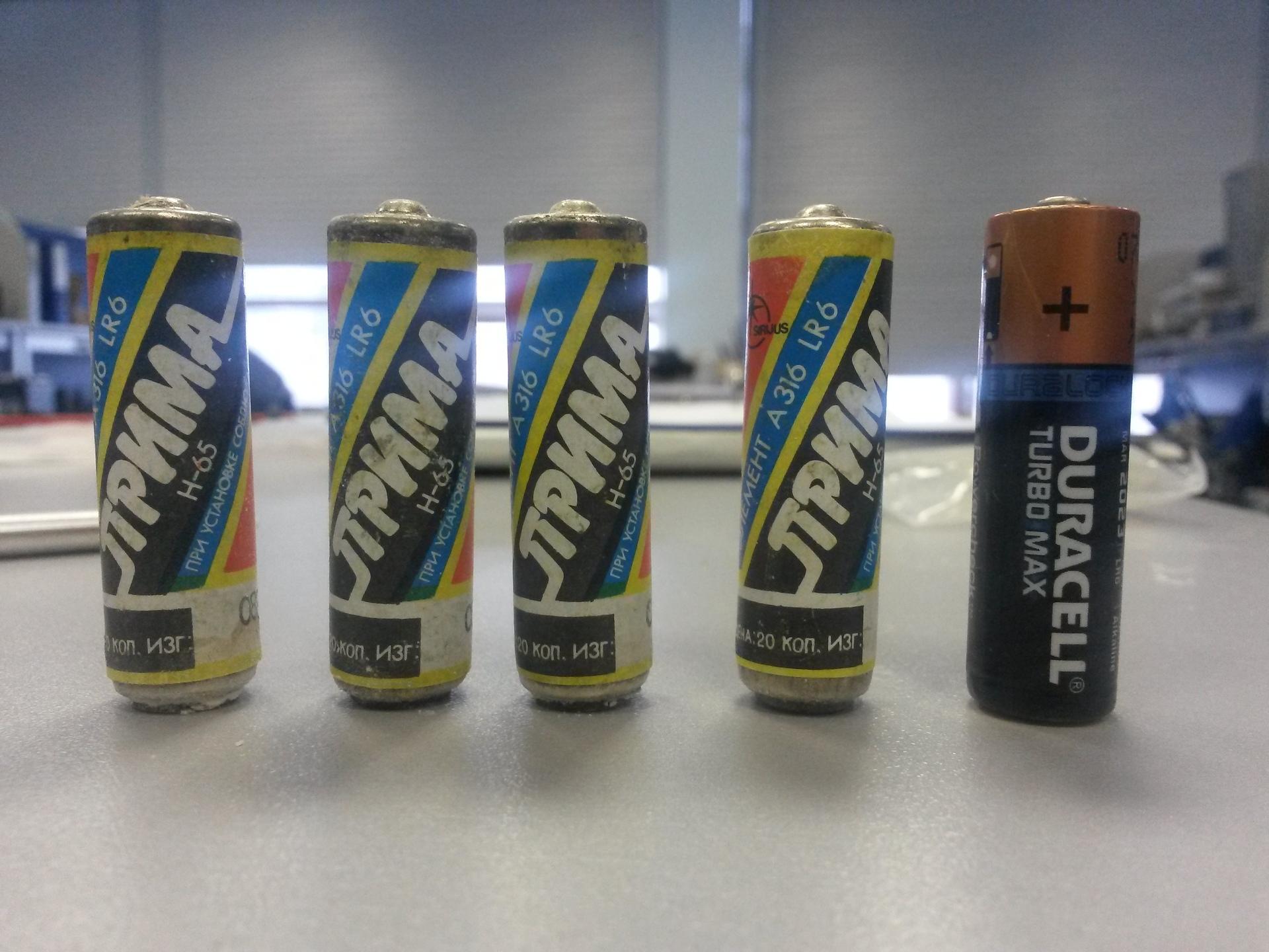 шестерых детей батарейка ссср фото каким