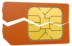 Говорила же мама: не доверяй телефону с SIM-картой