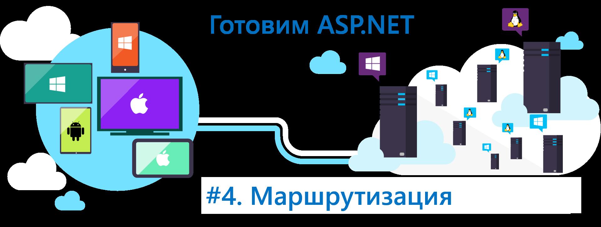 Готовим ASP.NET5, выпуск №4 — подробно про маршрутизацию