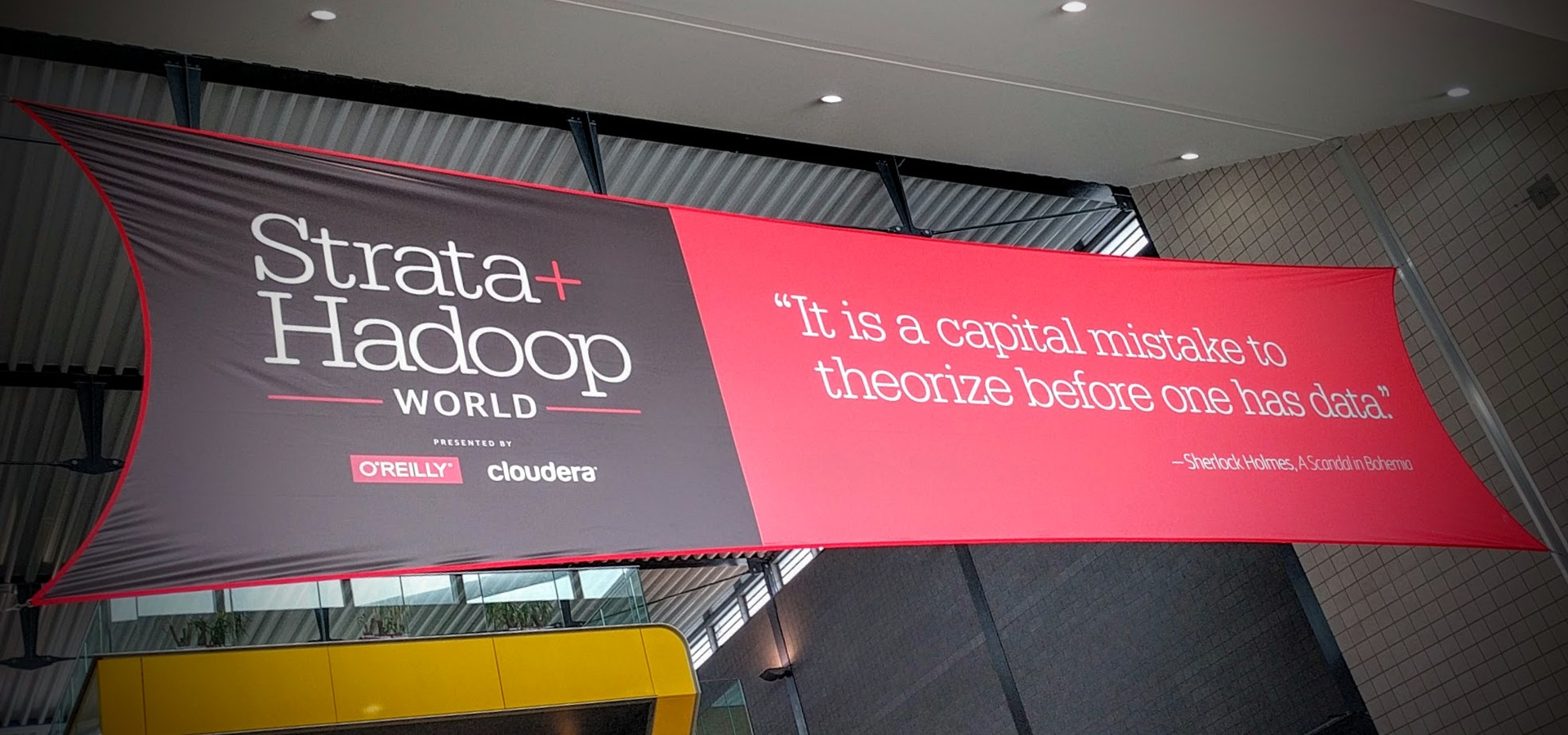 Strata + Hadoop 2016 review