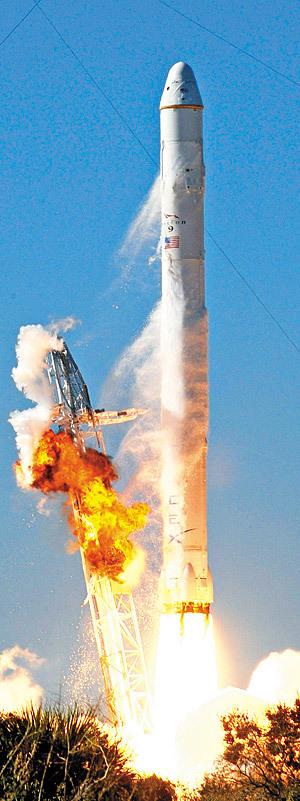 Причина аварии Falcon 9 становится еще более таинственной