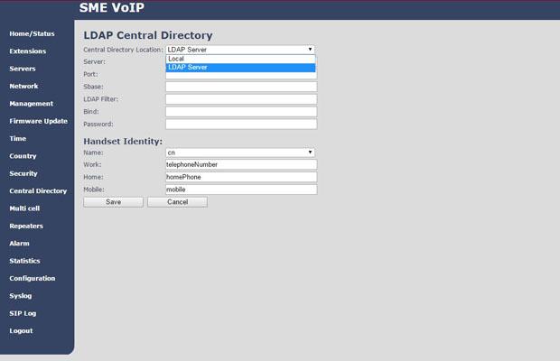 Строим бесшовную DECT IP-телефонию на оборудовании RTX