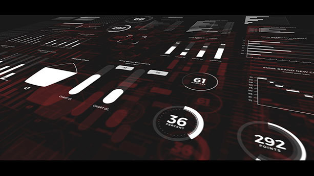 HUD Infographics Pack by Pixrate | VideoHive