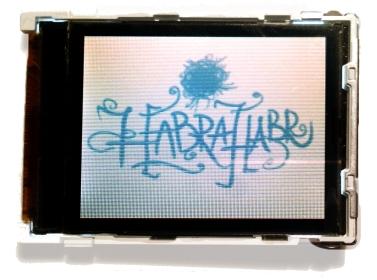 Разбираемся с LCD экраном LPH9157-2 от Siemens C75/ME75