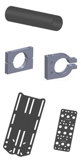 Коптер в рюкзаке (часть 2) — Лего для дронов