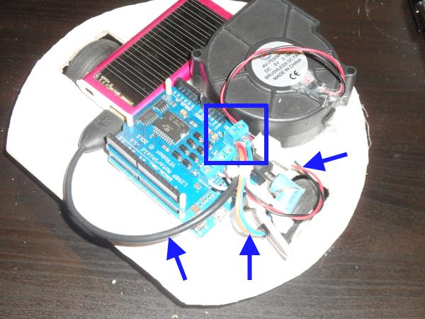 The cardboard robot vacuum cleaner on arduino geek magazine