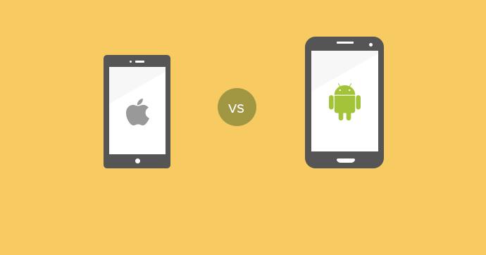 iPhone vs Android: Как сделать так, чтобы письмо хорошо выглядело на каждой платформе