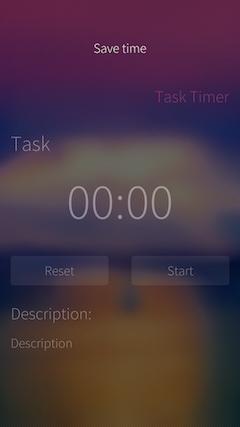 Приложение таймер на смартфон