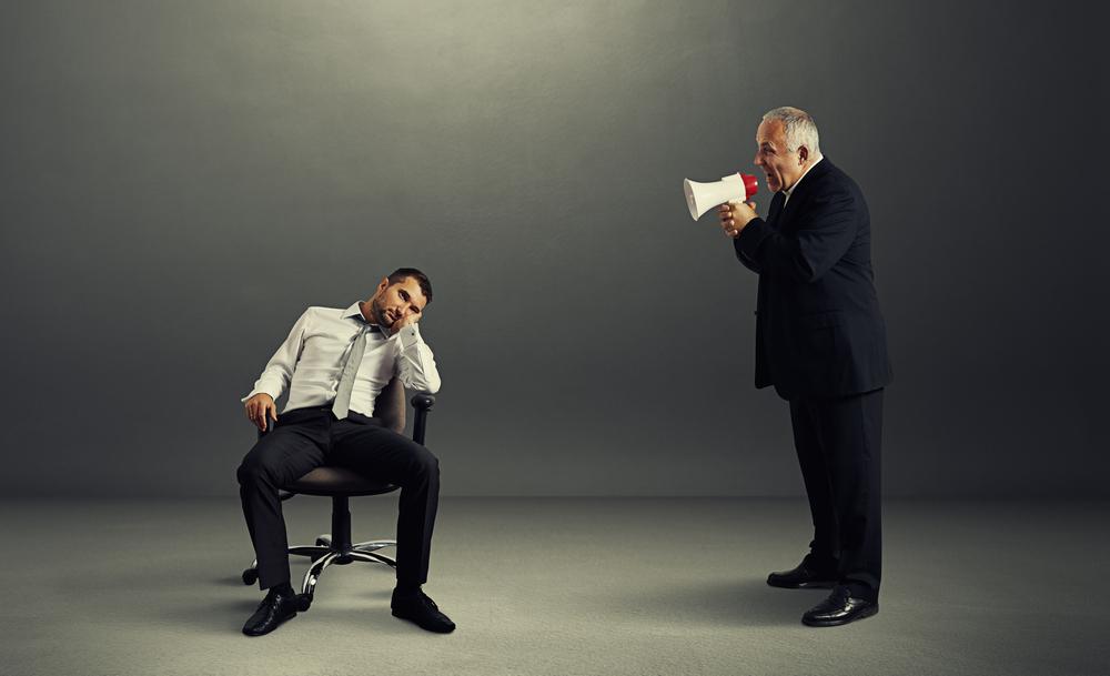 О профессиональных наказаниях подчиненных в интеллектуальной IT-среде