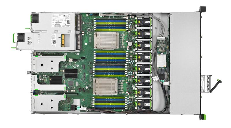 Тестируем сервер Fujitsu PRIMERGY RX2530 M2