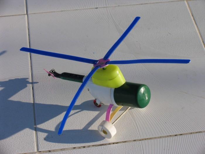 Самодельные детские игрушки