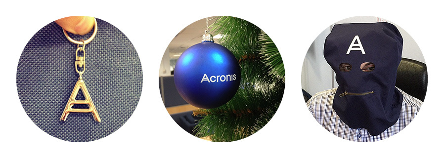 As we have thought up new Acronis logs, and that from this it has turned out