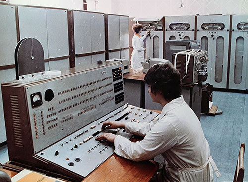 ACS: from grief to pleasure. History of the Russian automation
