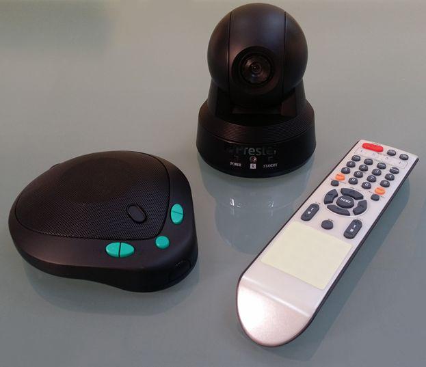 Видеоконференцсвязь для небольшой переговорной комнаты 2
