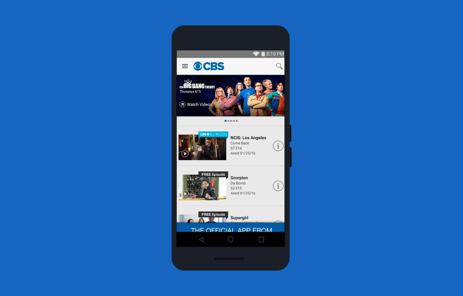 Приложение вкусомания для андроид на гугл плей