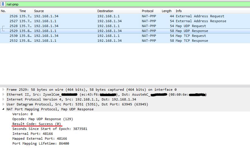 Открываем порты за NAT при помощи NAT-PMP и UPnP IGD / Хабр