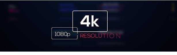 VIP模板-250组4K分辨率时尚优雅栏目包装字幕条标题文字排版MG动画模板
