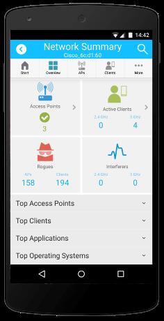 Mobility Express — новый подход к небольшим сетям Wi-Fi