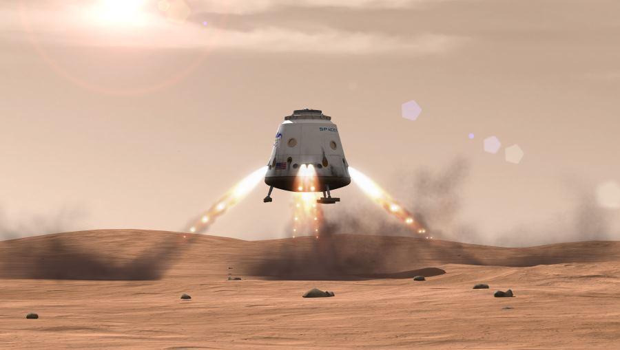SpaceX: уже никто не смеется, когда мы говорим о колонизации Марса