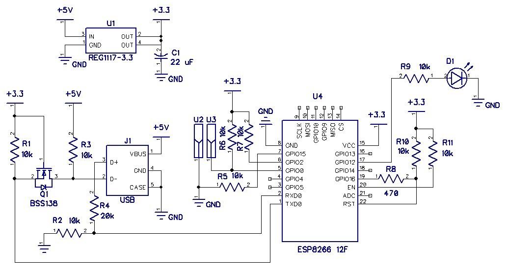 Управление кондиционером Haier на базе ESP8266