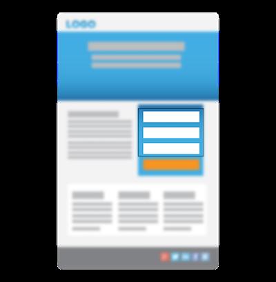 Дизайн и юзабилити: Landing page. Что такое. Из чего состоит. Виды. Процесс работы