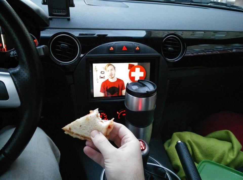 Установка Android планшета NEXUS 7 2013 вместо магнитолы в Mazda MX-5 – часть 1/2