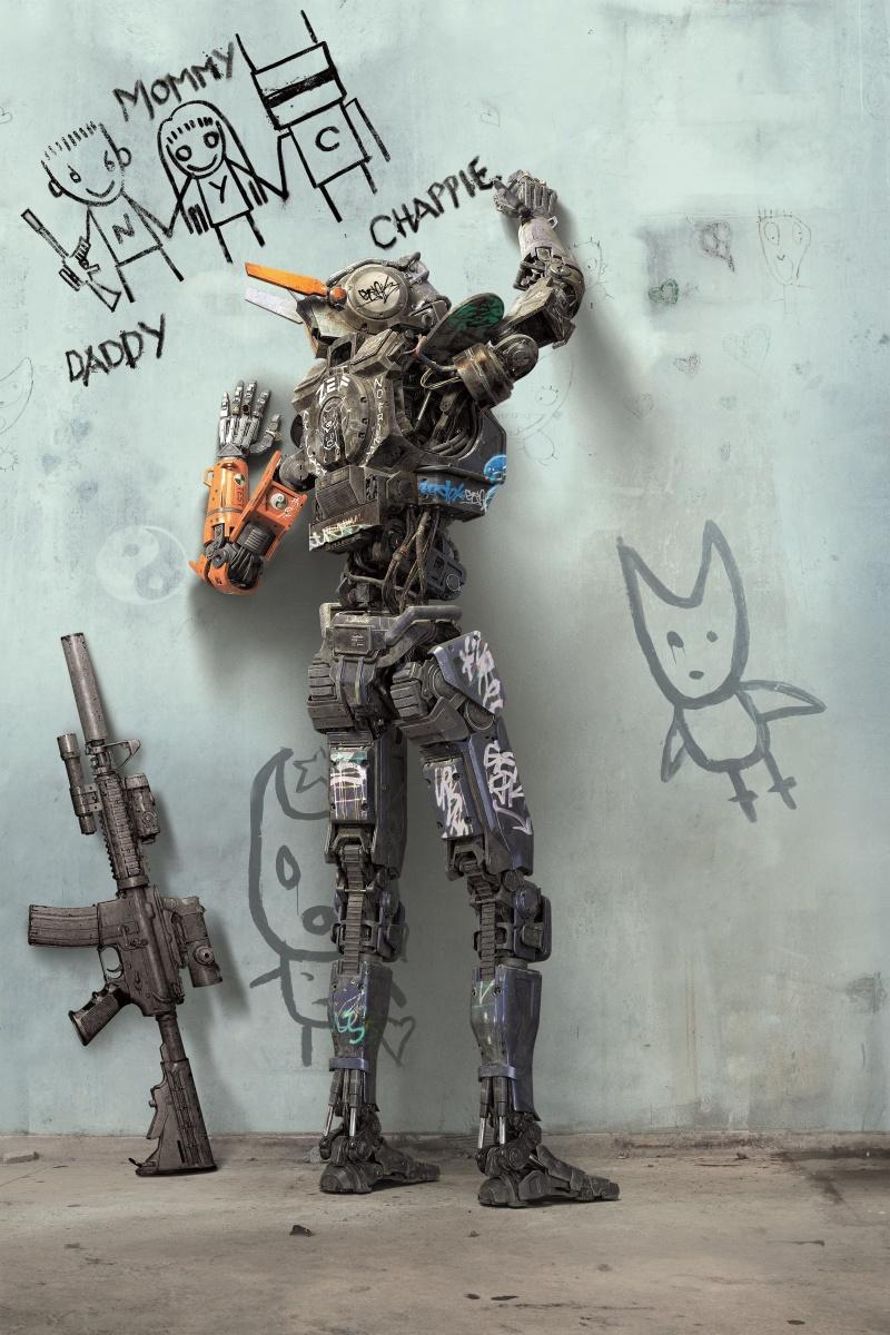 фото боевых роботов