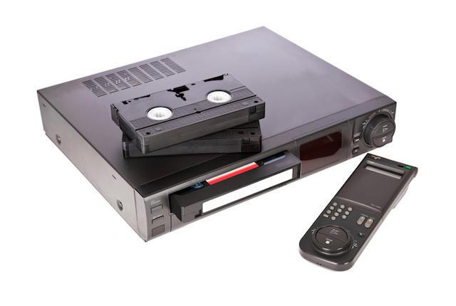 Япония выпустит последний видеомагнитофон VHS