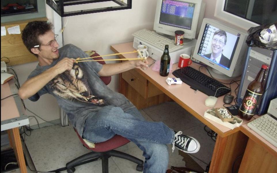 Правильный офер при устройстве программиста в офис