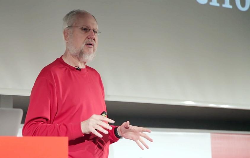 The Better Parts: доклад Дугласа Крокфорда о JavaScript с конференции .concat() 2015