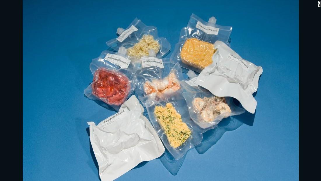 nasa food packaging - 990×680