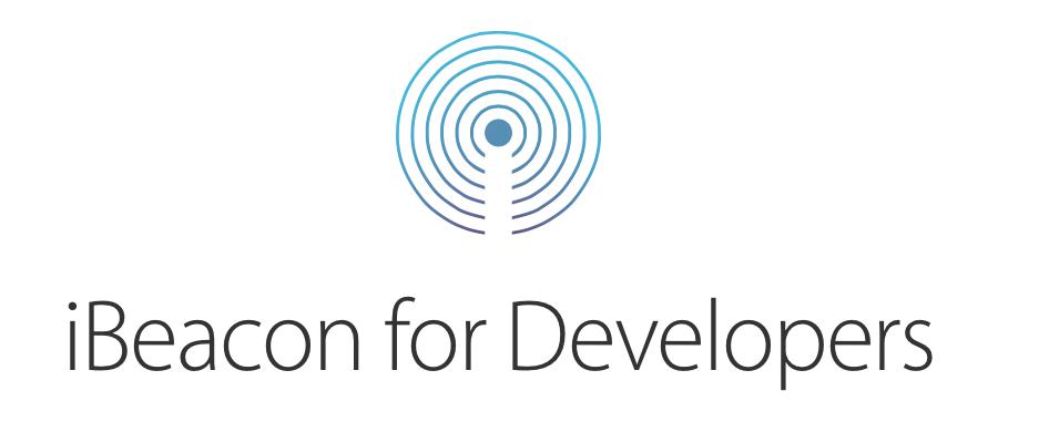 Пример работы с технологией iBeacon с помощью Swift