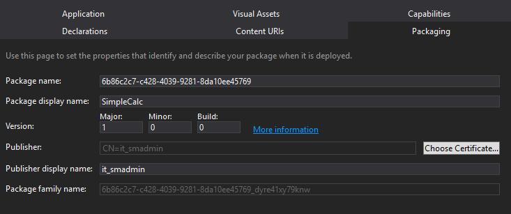 Тестирование UWP приложений с помощью Appium / Хабр