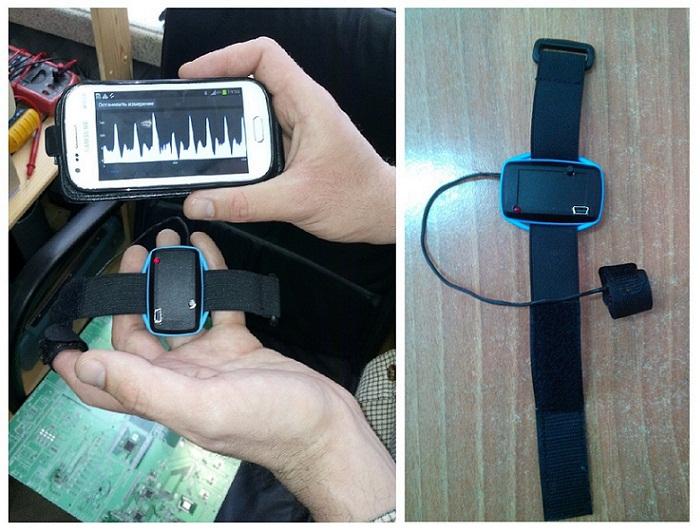 Устройство для измерения пульса своими руками