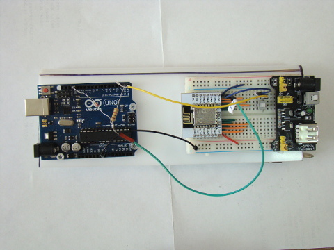 Распознавание цифр на микроконтроллере