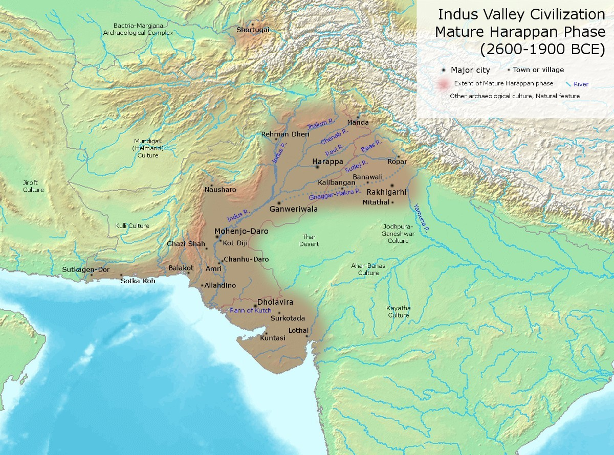 an analysis of indus civilization an ancient civilization in south asia The true heir of indus valley civilization – analysis khan a sufyan is a security analyst on south asia the true heir of indus valley civilization.