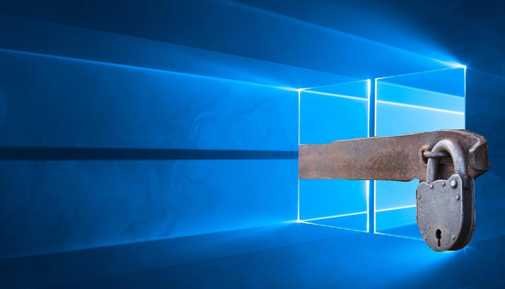 Белый список с брандмауэром Windows