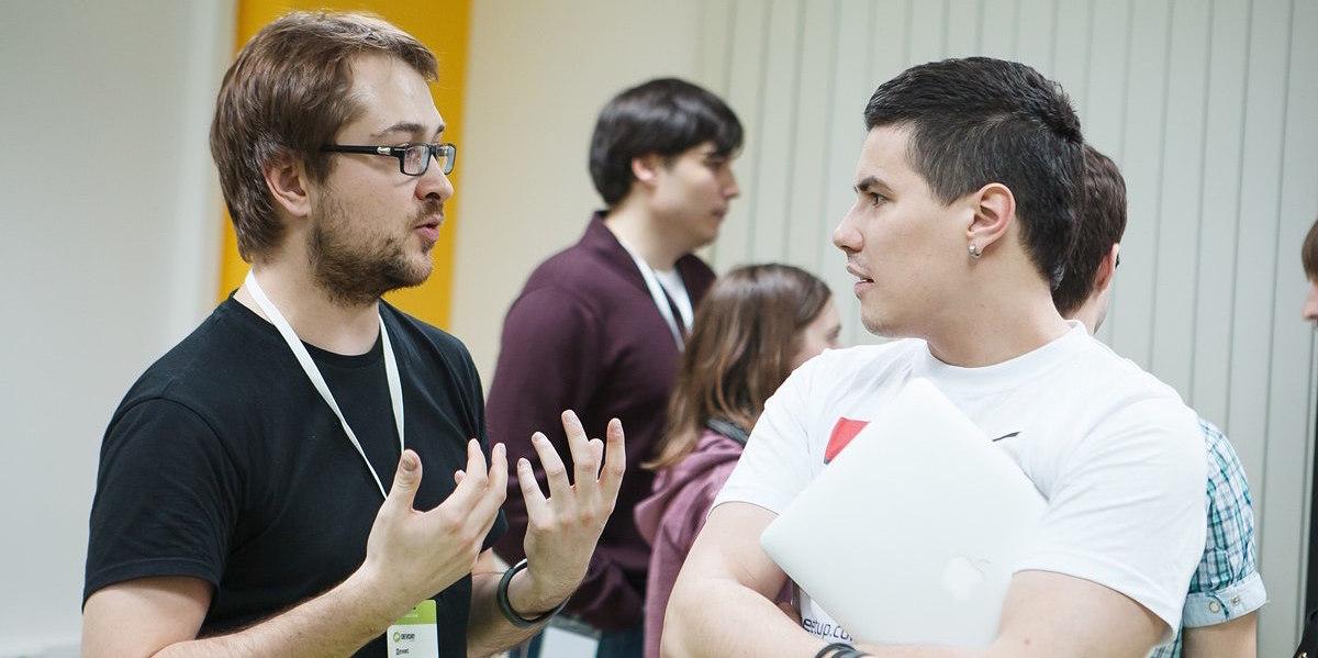 DevDay — открытые встречи для общительных айтишников