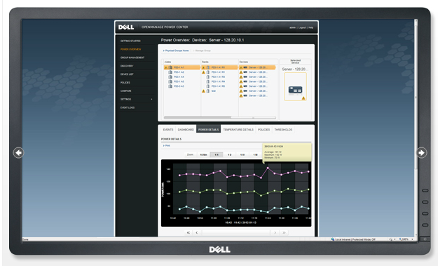 Серверы под контролем / Блог компании Dell EMC / Хабр