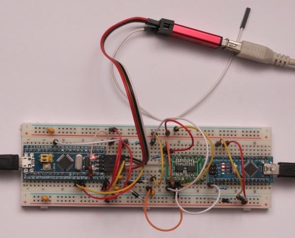 STM32F103C8T6 — первые шаги. Продолжаем делать осциллограф