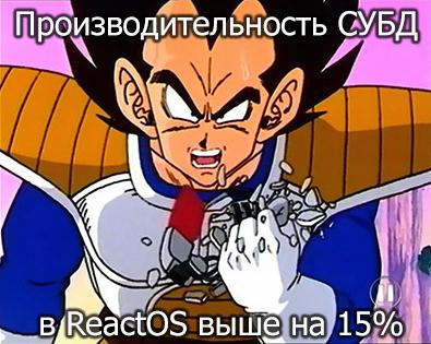 СУБД ЛИНТЕР Бастион успешно протестирована на ReactOS