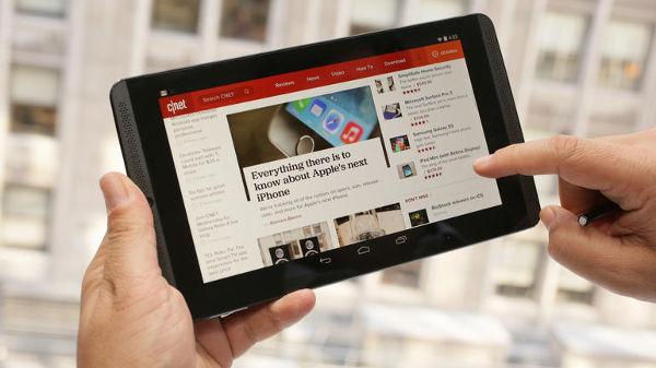 Nvidia Shield - лучший 8-дюймовый Android-планшет