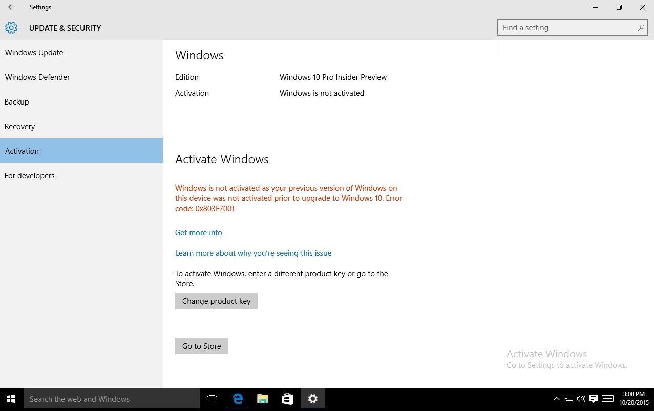 Windows 10 будет приходить в качестве рекомендуемого обновления
