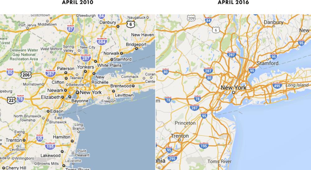 [Перевод] Что случилось с Google Maps?