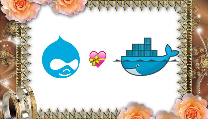 Open source инициатива Docker4Drupal.org