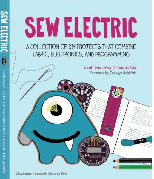 Sew Electric - book
