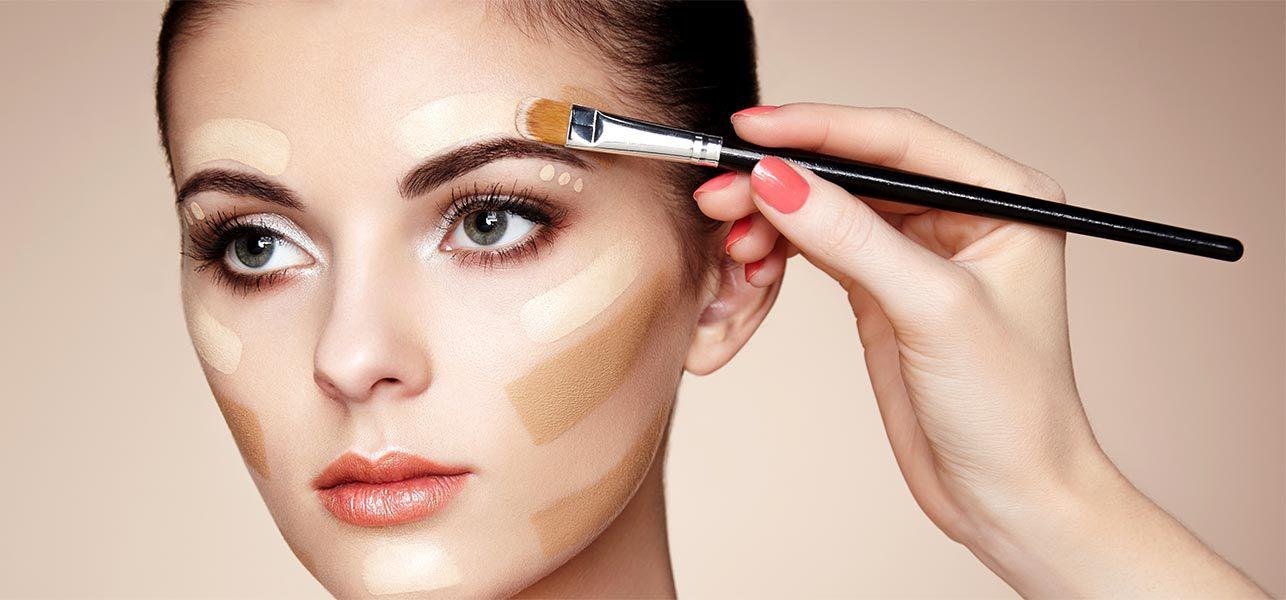 как подобрать тональный крем, как подобрать цвет тонального крема, тональный крем для лица