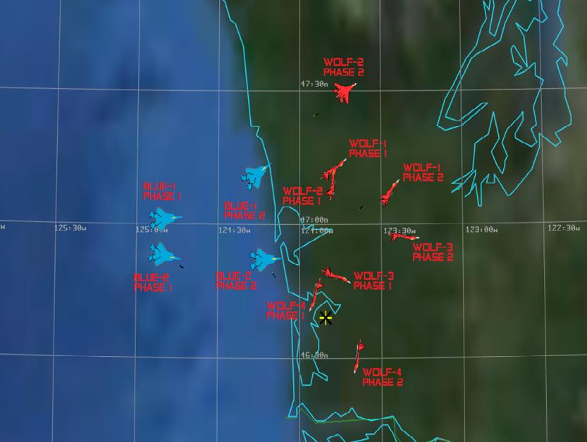 ИИ победил профессионального пилота в симуляции воздушного боя